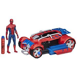 Läs mer om Spider-Man Homecoming racerbil