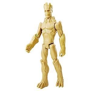 Läs mer om Groot figur, 30 cm, från Titan Hero-serien, Guardians of the Galaxy