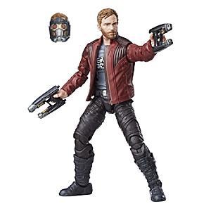 Läs mer om Star-Lord figur, 15 cm, från Legends-serien, Guardians of the Galaxy Vol. 2