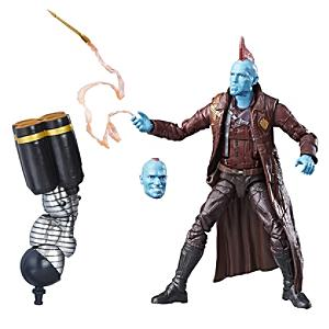 Läs mer om Yondu figur, 15 cm, från Legends-serien, Guardians of the Galaxy Vol. 2