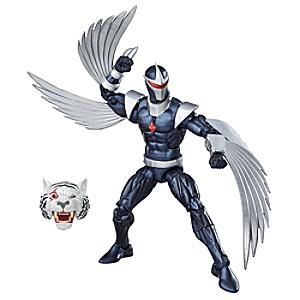 Läs mer om Masters of Mind Darkhawk figur, 15 cm, från Legends-serien, Guardians of the Galaxy