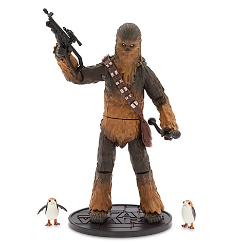 Figurine Miniature chewbacca, série ‰lite, star wars : le réveil de la force
