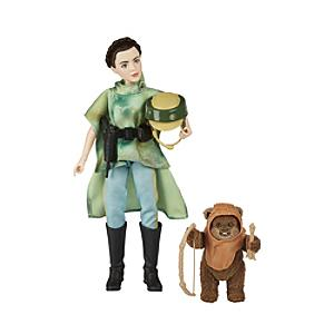 Läs mer om Äventyrsset med prinsessan Leia och Wicket, Star Wars Forces of Destiny