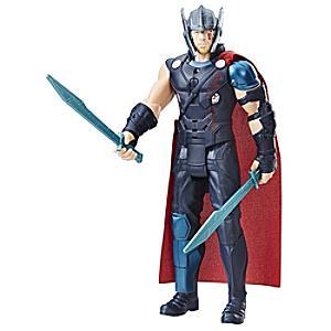 Läs mer om Thor Ragnarok interaktiv actionfigur