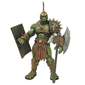 Läs mer om Gladiator Hulk samlaractionfigur