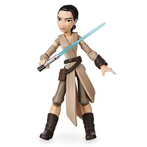 Image of Action figure Rey, Star Wars Toybox