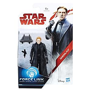 Läs mer om Star Wars General Hux Force Link-figur
