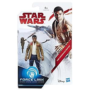 Läs mer om Star Wars Finn (kämpe i motståndsrörelsen) Force Link-figur