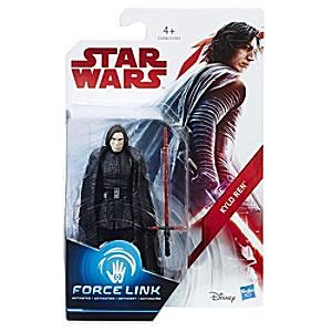 Läs mer om Star Wars Kylo Ren Force Link-figur