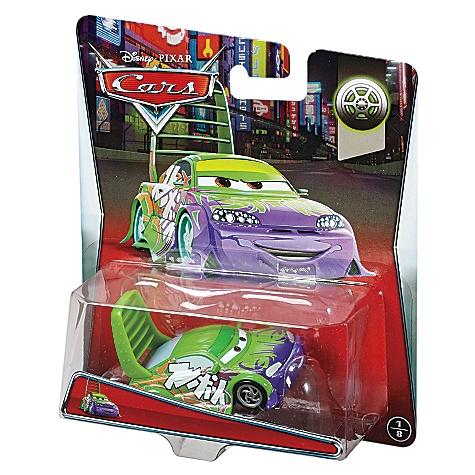 Voiture miniature Wingo de Disney Pixar Cars