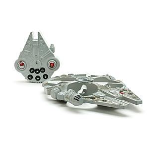 Läs mer om Millennium Falcon radiostyrd flygande drönare, Star Wars: The Force Awakens