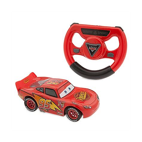 Voiture télécommandée Flash McQueen Disney Pixar Cars