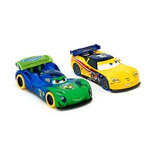 Läs mer om Disney Pixar Bilar Carla och Jeff diecast-modeller