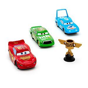 Läs mer om Disney Pixar Bilar Pistongcupen diecast-set
