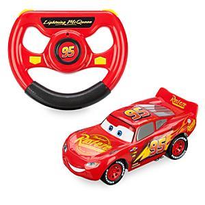 Läs mer om Blixten McQueen fjärrstyrd bil, Disney Pixar Bilar 3