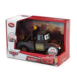 Läs mer om Bärgarn drag-och-släpp-bil, Disney Pixar Bilar