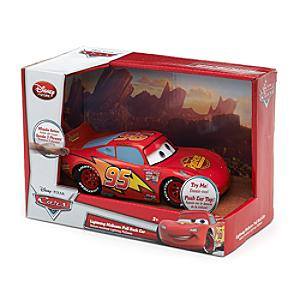 Lightning McQueen Pullback Car Disney Pixar Cars