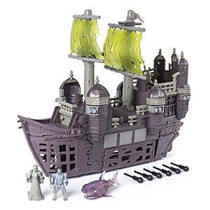 Läs mer om Lekset med spökskeppet Silent Mary, Pirates of the Caribbean: Salazar's Revenge