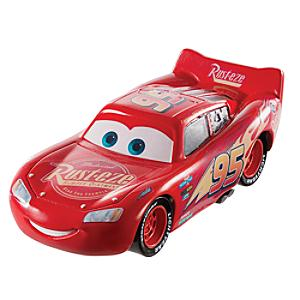 Läs mer om Blixten McQueen formgjuten figur, Disney Pixar Bilar 3