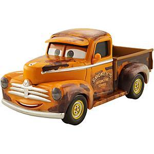 Läs mer om Smokey formgjuten figur, Disney Pixar Bilar 3
