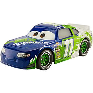 Läs mer om Chip Gearings formgjuten figur, Disney Pixar Cars 3