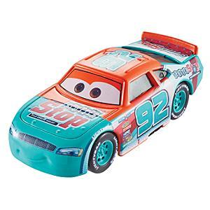 Murray Clutchburn formgjuten figur, Disney Pixar Bilar 3