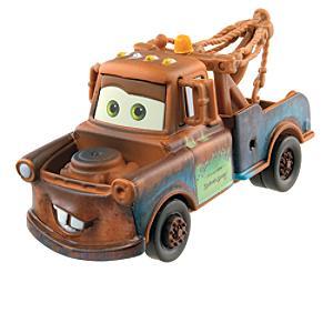 Läs mer om Bärgarn formgjuten figur, Disney Pixar Bilar 3