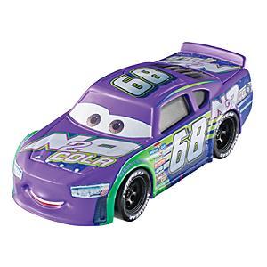 Läs mer om Parker Brakeston formgjuten figur, Disney Pixar Bilar 3