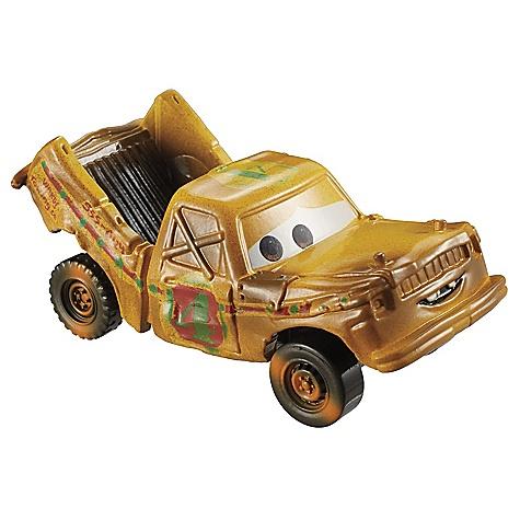 Voiture miniature Taco, Disney Pixar Cars3
