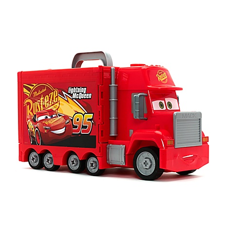 Centre D'outillage mobile de mack, disney pixar cars 3
