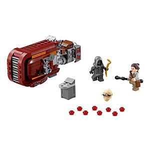 Läs mer om LEGO Star Wars Reys Speeder 7509