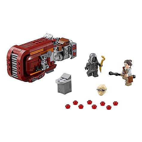 prix LEGO 75099 Rey S Speeder
