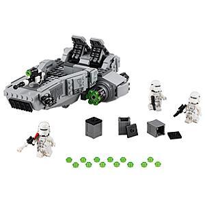 Läs mer om LEGO Star Wars First Order Snowspeeder 75100
