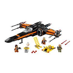 Läs mer om LEGO Star Wars Poes X-Wing Fighter 75102