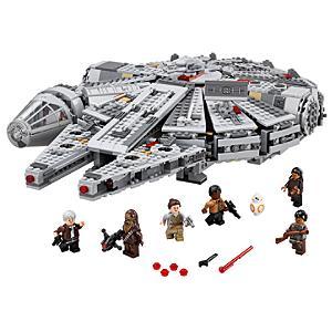 Läs mer om LEGO Star Wars Millennium Falcon 75105