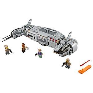 Läs mer om LEGO Resistance Troop Transporter set 75140, Star Wars: The Force Awakens