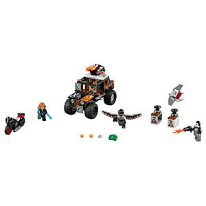 Läs mer om LEGO Crossbones Hazard Heist set 76050