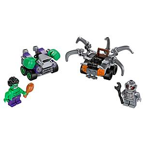 Läs mer om LEGO Mighty Micros: Hulken vs Ultron set 76066