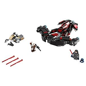 Läs mer om LEGO Star Wars Eclipse Fighter set 75145