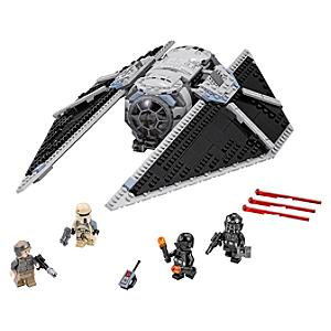 Läs mer om LEGO set med TIE Striker 75154, Rogue One: A Star Wars Story