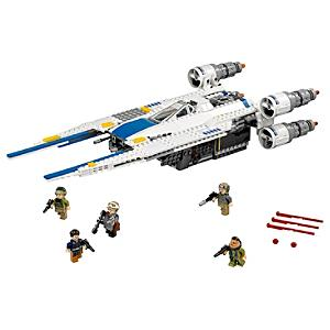 Läs mer om LEGO set med Rebel U-Wing Fighter 75155, Rogue One: A Star Wars Story