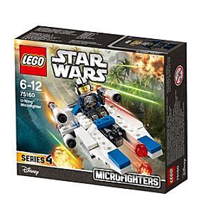 Läs mer om LEGO Star Wars U-Wing Microfighter set 75160