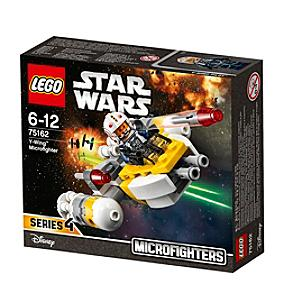 Läs mer om LEGO Star Wars Y-Wing Microfighter set 75162