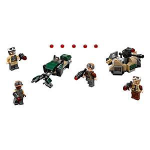 Läs mer om LEGO Star Wars Rebel Trooper Battle Pack, set 75164