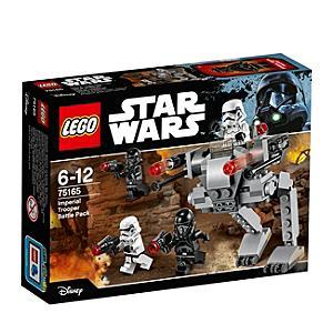 Läs mer om LEGO Star Wars Imperial Trooper Battle Pack, set 75165