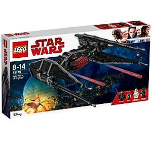 Läs mer om LEGO Kylo Rens TIE-rymdskepp, set 75179