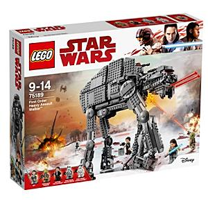 Läs mer om LEGO First Order anfallswalker set 75189