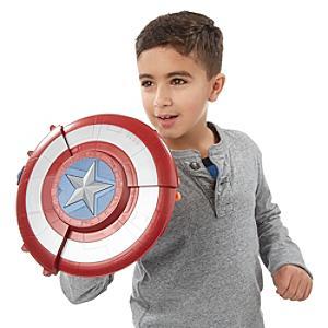 Läs mer om Captain America sköld med dold blaster, Captain America: Civil War