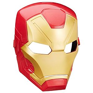 Läs mer om Iron Man hjältemask, Captain America: Civil War