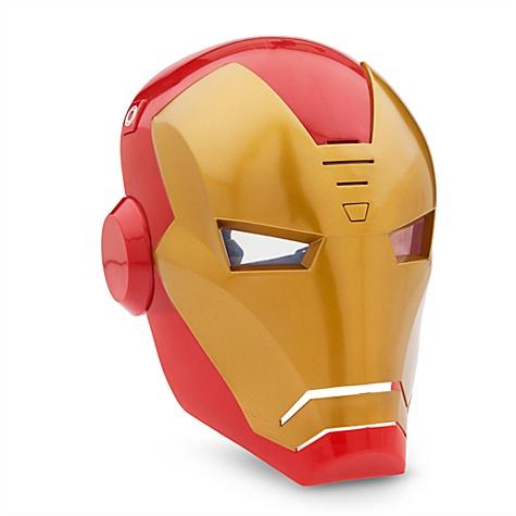 Masque parlant d'Iron Man, Marvel Avengers